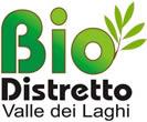 Logo Bio Distretto Valle dei Laghi