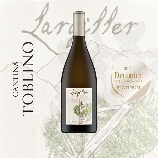 Il Decanter World Wine Award 2021 premia i vini di Cantina Toblino